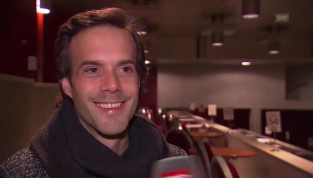 Video «Adrian Stern: Sänger und Windelwechsler» abspielen