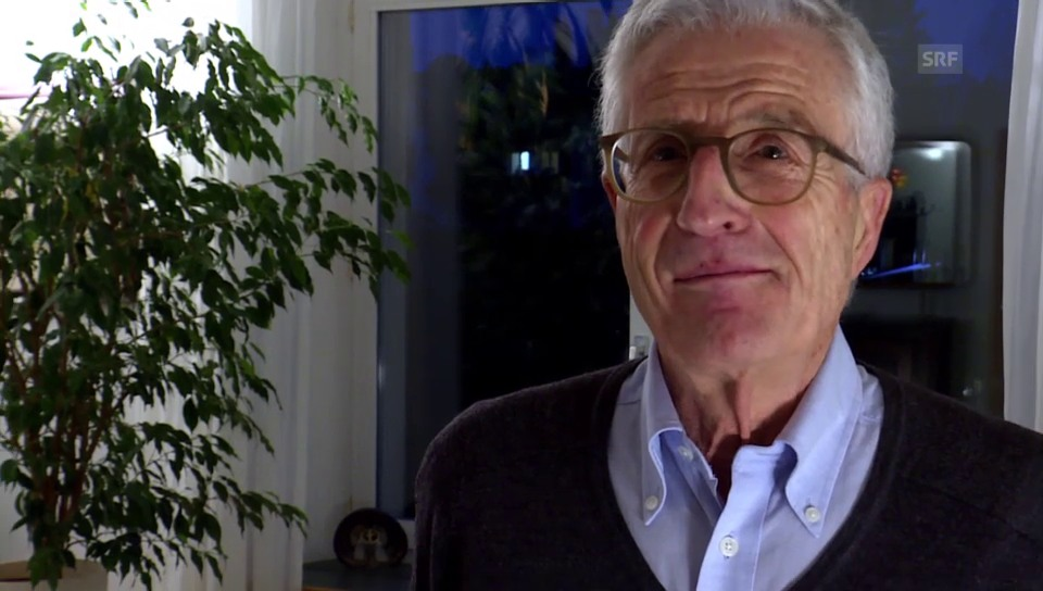 «Beswingt» auf die 80: Rolf Lyssy