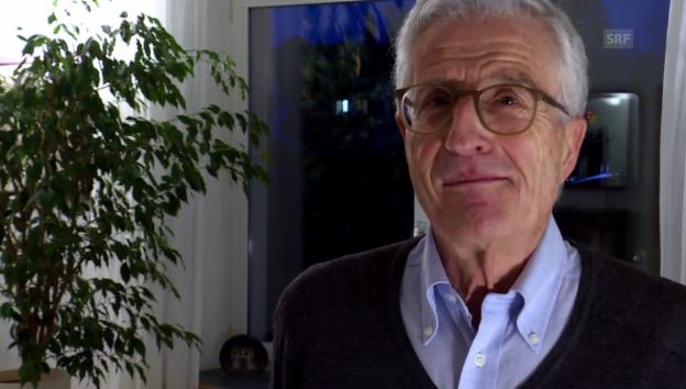 Video ««Beswingt» auf die 80: Rolf Lyssy» abspielen