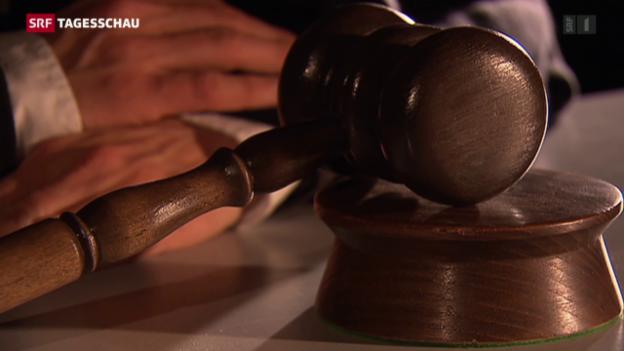 Video «Härtefallklausel wird zur Nagelprobe für Richter» abspielen