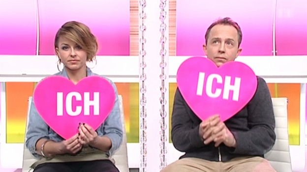 Video ««Ich oder Du» mit Fabien und Joëlle Rohrer» abspielen