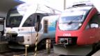 Video «Privatbahnen: Konkurrenz auf Schienen» abspielen