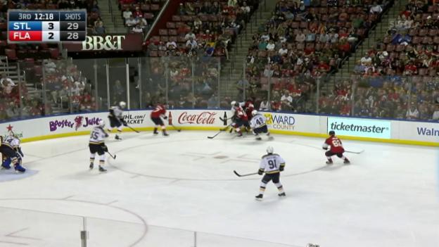 Video «Malgin trifft gegen St. Louis» abspielen