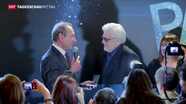 Video «Ettore Scola ist gestorben» abspielen