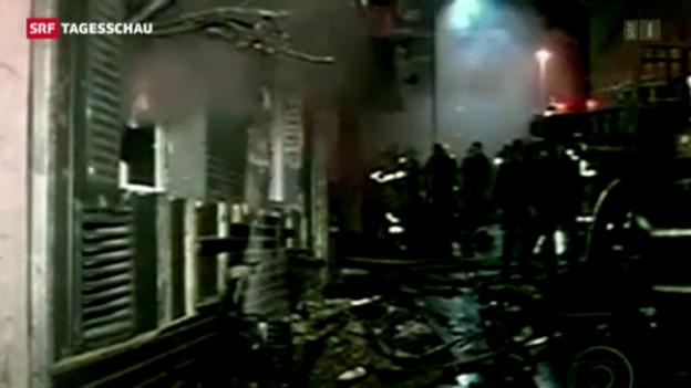 Video «Tagesschau vom 27.01.2013, 19:30» abspielen