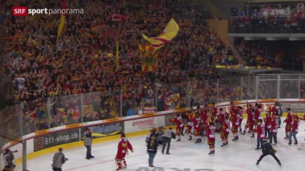 Video «Eishockey: Die SCL-Tigers vor dem NLA-Comeback» abspielen