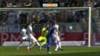 Video «Der FCL gewinnt dank Last-Minute-Goal» abspielen