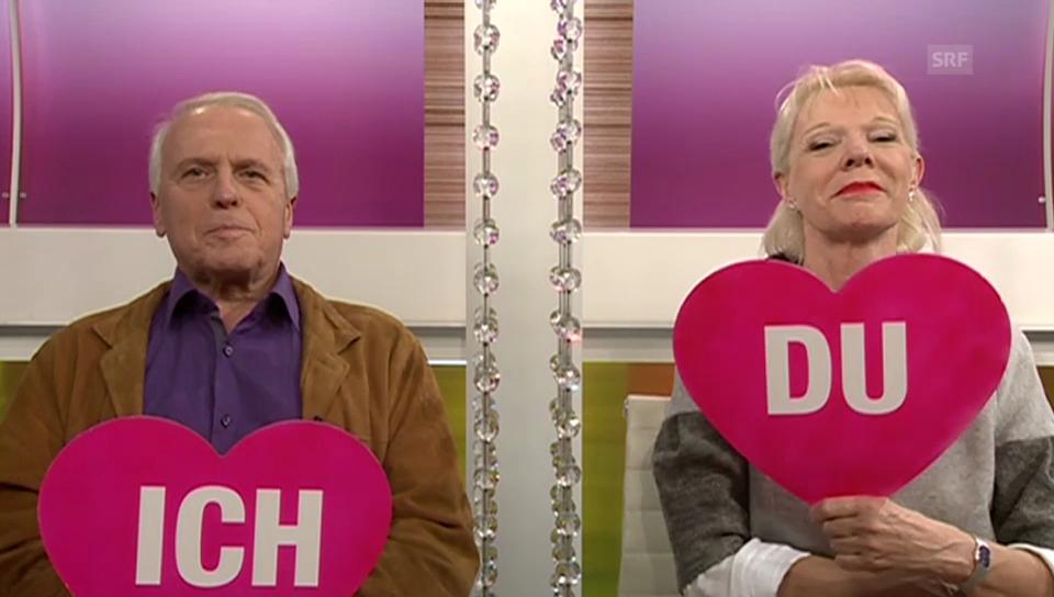 «Ich oder Du» mit Walter Andreas Müller und Birgit Steinegger