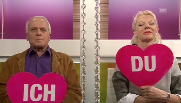 Video ««Ich oder Du» mit Walter Andreas Müller und Birgit Steinegger» abspielen