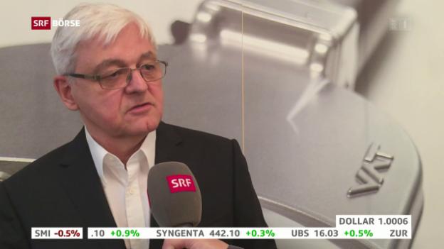 Video «SRF Börse vom 31.03.2017» abspielen
