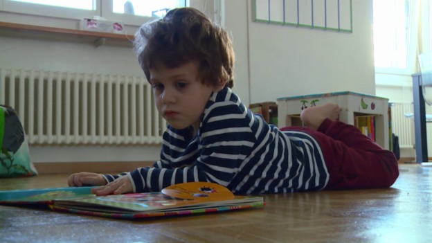 Video «Frühkindlicher Autismus (1)» abspielen