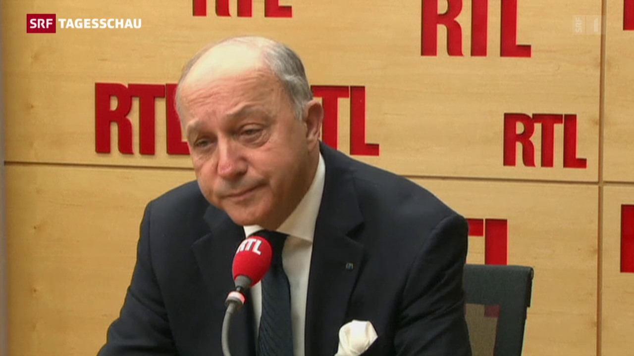 Kooperiert Frankreich mit Assads Truppen?