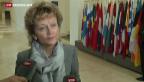 Video «Die Schweiz besiegelt Steuerabkommen mit der EU» abspielen