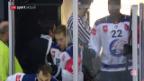 Video «Der ZSC startet mit einer Niederlage in die CHL» abspielen