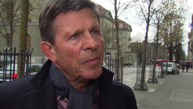 Video «Präsident von Auto-Schweiz gegen höhere Benzinpreise» abspielen