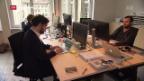 Video «Schweizer Elite der digitalen Wirtschaft trifft sich in Bern» abspielen