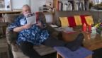Video «Krankenbesuch: Mathias Gnädinger auf dem Weg der Besserung» abspielen