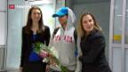 Video «Kanada gewährt geflohener Saudi-Araberin Asyl» abspielen