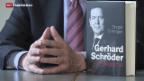 Video «Neue Schröder-Biographie» abspielen