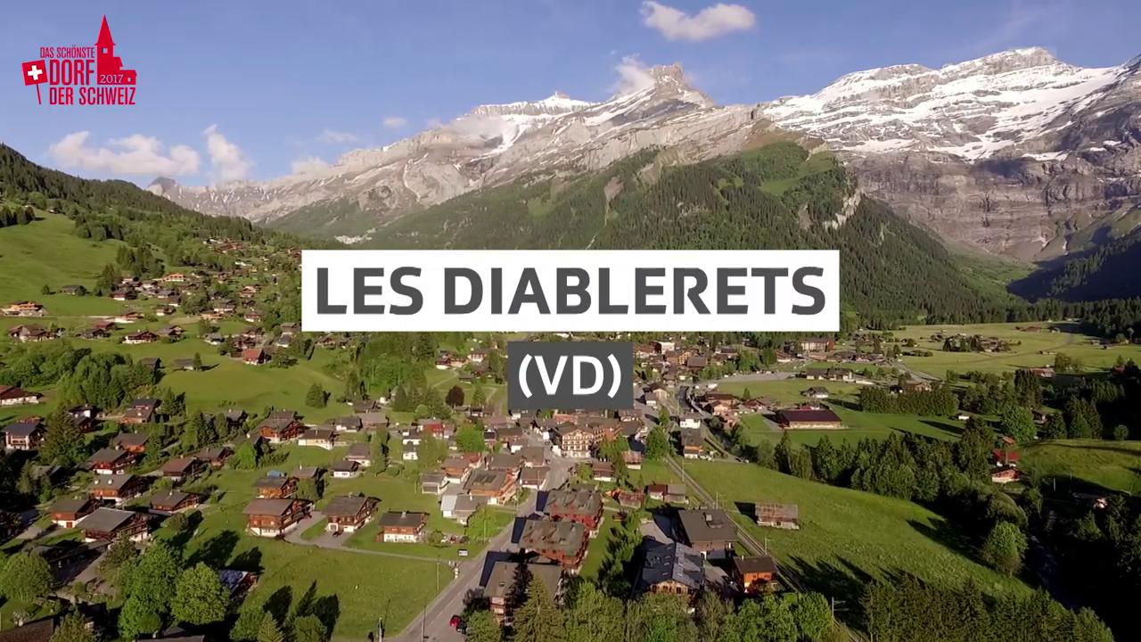 Dorfporträt: Les Diablerets (VD)