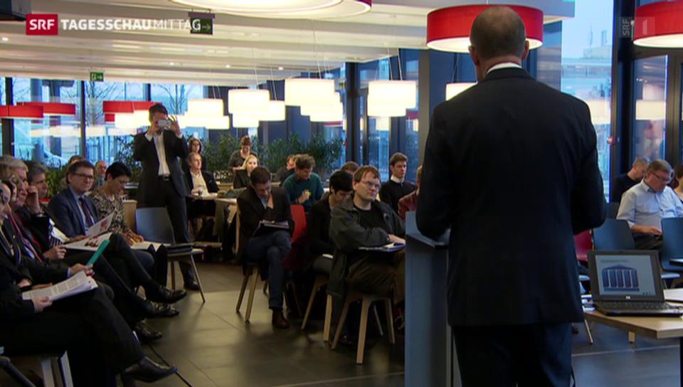 «Zukunft Arbeitsmarkt Schweiz»