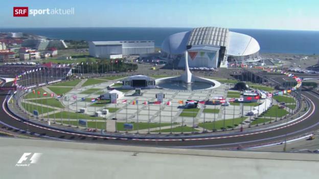 Video «Formel 1: GP Russland, Qualifying» abspielen