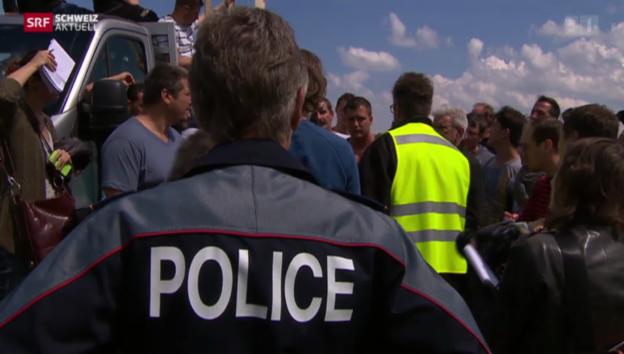 Video «Schweiz aktuell vom 23.04.2014» abspielen