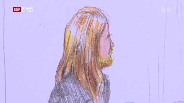 Video «Küsnachter muss 12,5 Jahre hinter Gitter» abspielen