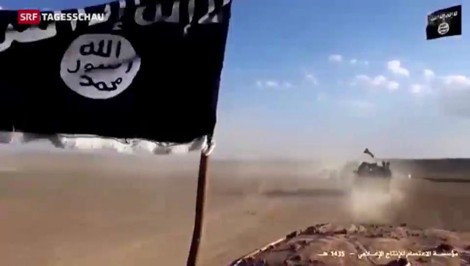 Prozess gegen IS-Milizionär