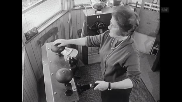 Video «Bahnwärterin (1968)» abspielen