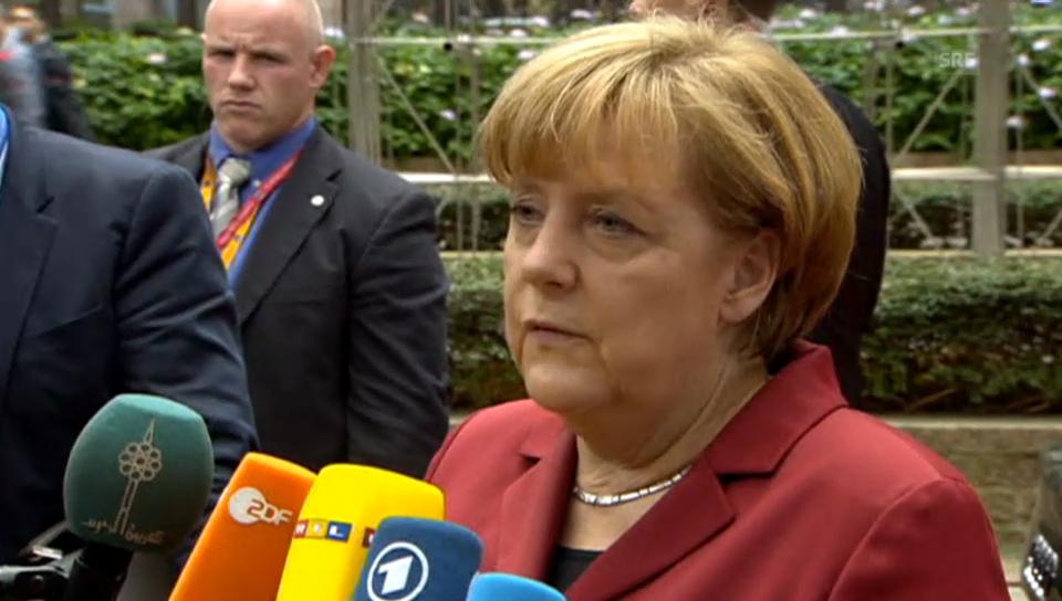 Kanzlerin Merkel über US-Lauschangriffe