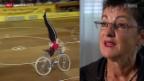 Video ««Heldinnen von gestern»: Eliane Maggi» abspielen