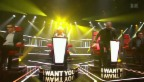 Video ««The Voice of Switzerland»: Stress vs. Stefanie Heinzmann» abspielen