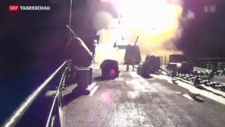 Video «US-Militär-Offensive in Syrien» abspielen