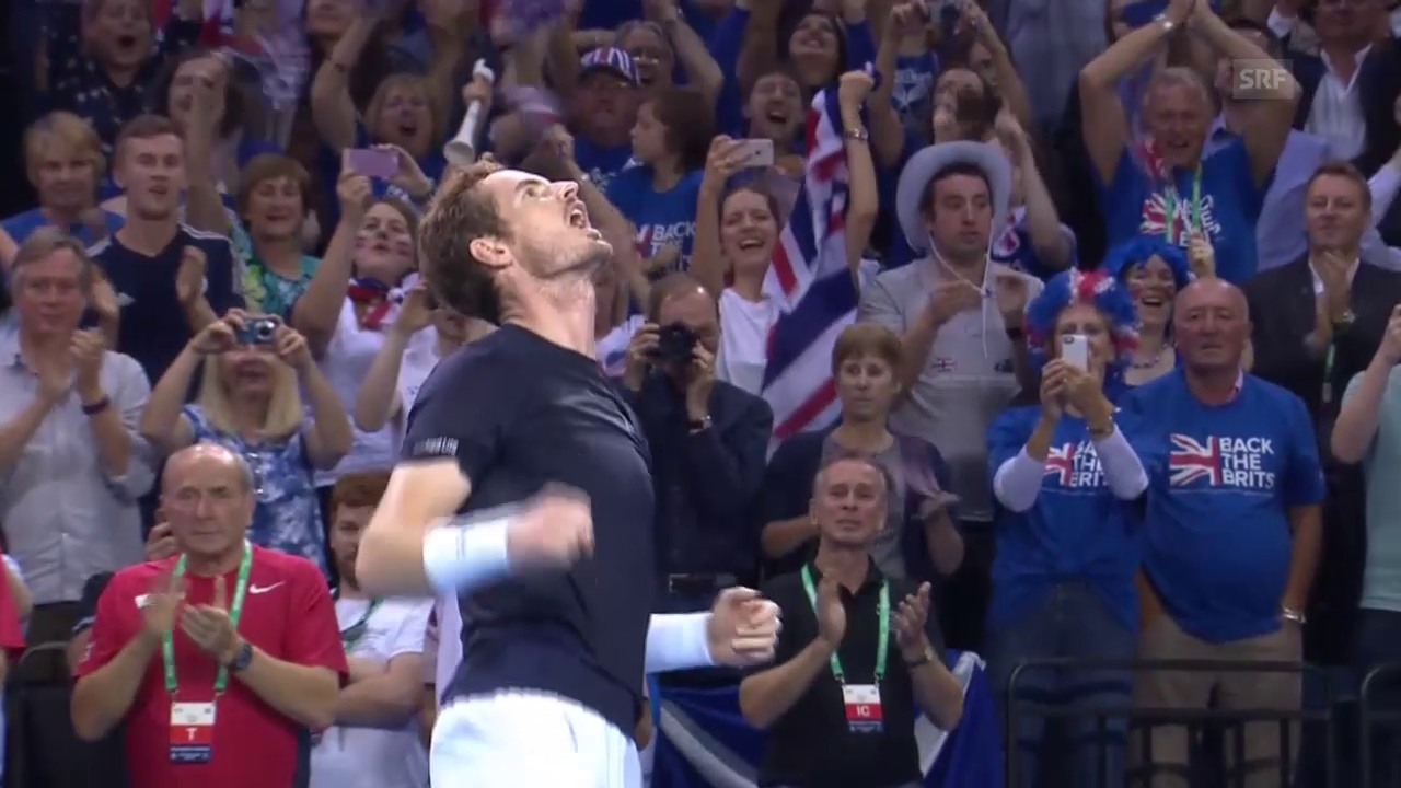 Tennis: Davis Cup, GBR-AUS