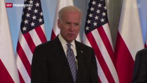 Video «Deutliche Kritik aus den USA » abspielen