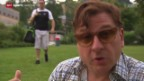 Video «Schwingen: Mit Beat Schlatter bei den Bösen» abspielen