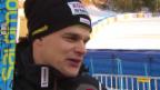 Video «Ski alpin: Vail 2015, Küng zur Birds of Prey» abspielen
