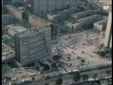 Mexiko-City: Zwei Wochen nach der Katastrophe