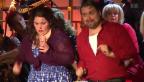 Video «Eine Musicalpremiere mit einer Prise Verruchtheit» abspielen