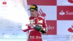 Video «Formel 1: GP Barcelona» abspielen