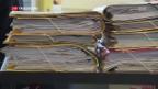 Video «Reuige Steuersünder machen reinen Tisch» abspielen