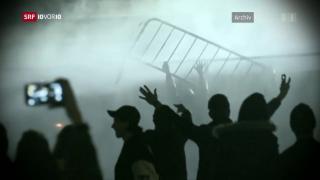 Video «FOKUS: Gewalt gegen Rettungskräfte nimmt zu» abspielen
