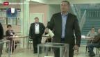 Video «Krim-Bewohner wählen ihre Zukunft» abspielen