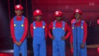 Video ««DreamBoyz» - Super Mario meets Breakdance» abspielen