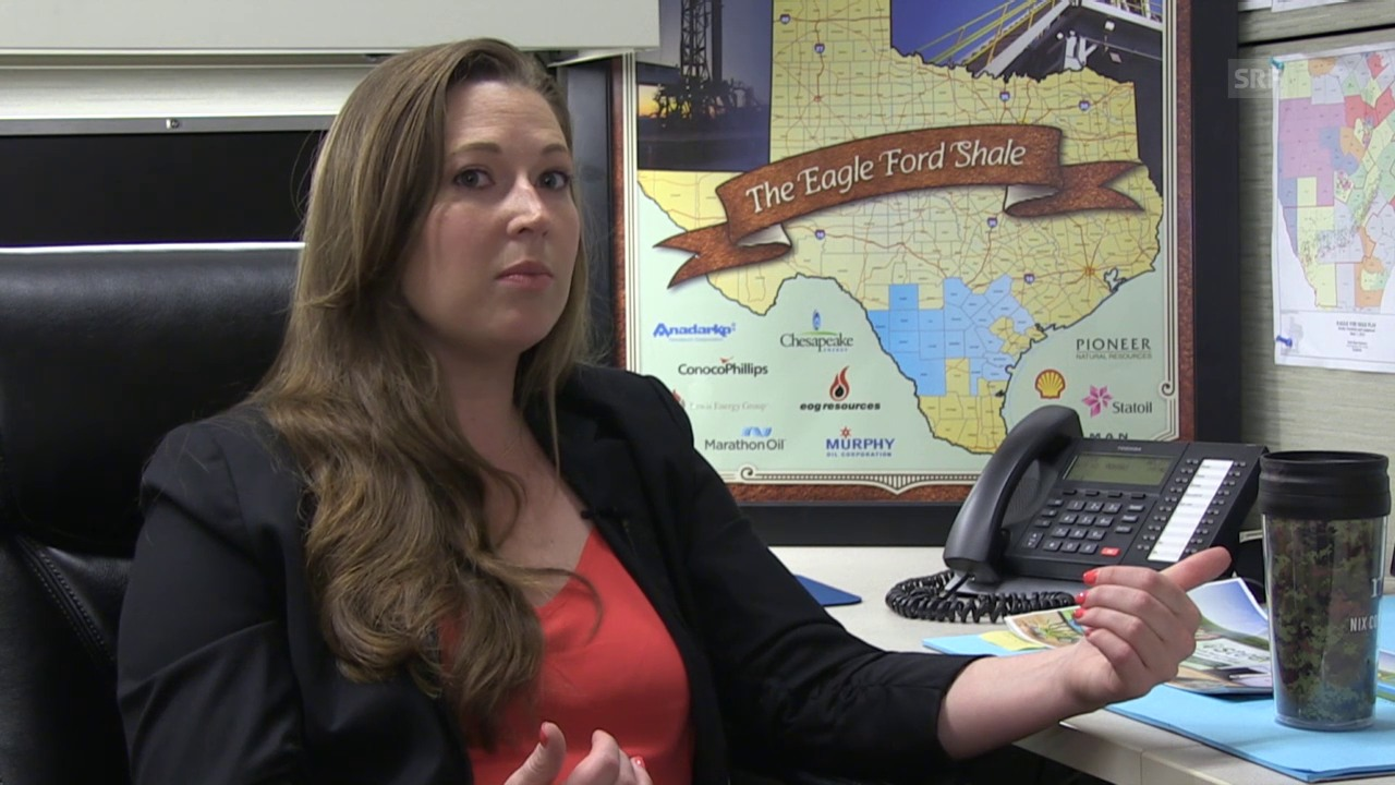 Haley Curry relativiert die Krise in Texas (eng.)