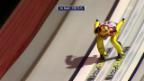 Video «Der 2. Sprung von Noriaki Kasai» abspielen