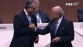 Video «Fifa-Favorit Scheich Salman» abspielen