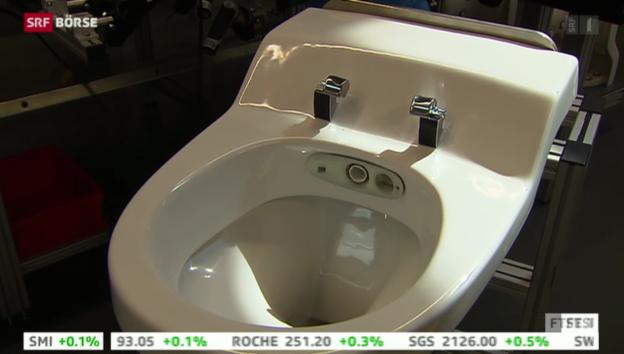 Video «SRF Börse vom 31.10.2013» abspielen