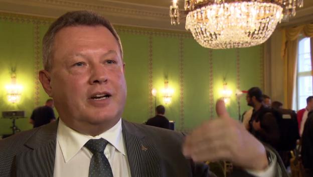 Video «BKW VR-Präsident Urs Gasche zu den Gründen für den Ausstiegsentscheid» abspielen